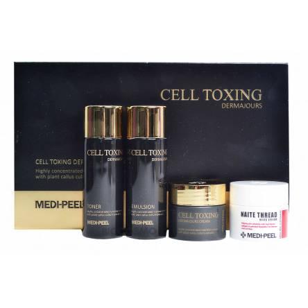 Омолаживающий набор со стволовыми клетками Medi-Peel Cell Toxing Dermajours Trial Kit