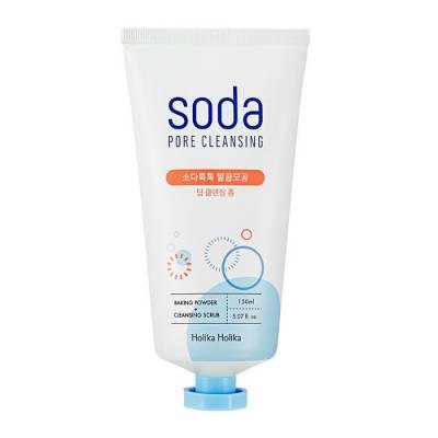 Пенка для умывания с содой Holika Holika Soda Pore Cleansing Foam - 150 мл