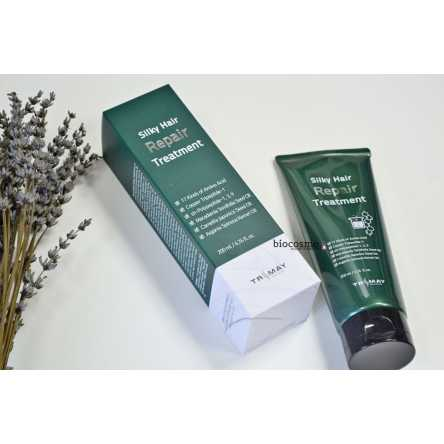 Восстанавливающая маска Trimay Silky Hair Repair Treatment - 200 мл