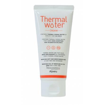 Увлажняющий крем с термальной водой A'PIEU Thermal Water Cream - 80 гр