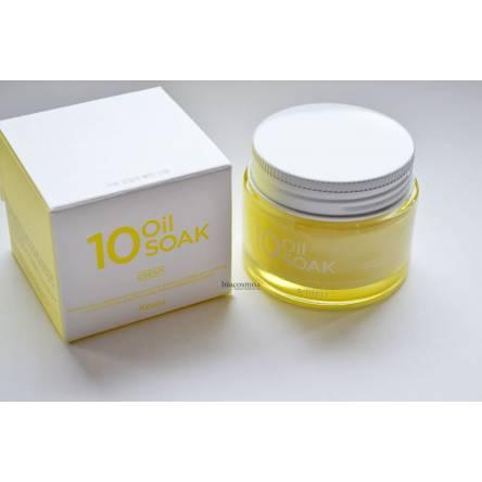 Крем для лица с органическими маслами A'PIEU 10 Oil Soak Cream - 50 мл