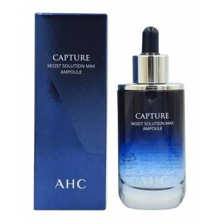 Увлажняющая сыворотка для лица AHC Capture Moist Solution Max Ampoule - 50 мл
