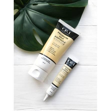 Сыворотка для волос c протеинами Esthetic House CP-1 Premium Silk Ampoule - 20 мл/150 мл