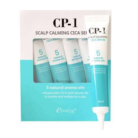 Успокаивающая сыворотка для кожи головы ESTHETIC HOUSE CP-1 Scalp Calming Cica Serum - 20 мл