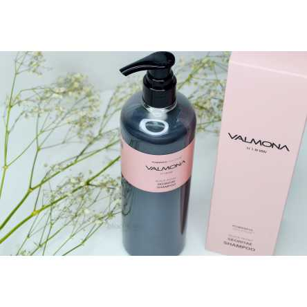 Укрепляющий шампунь для волос EVAS Valmona Powerful Solution Black Peony Seoritae Shampoo - 480 мл