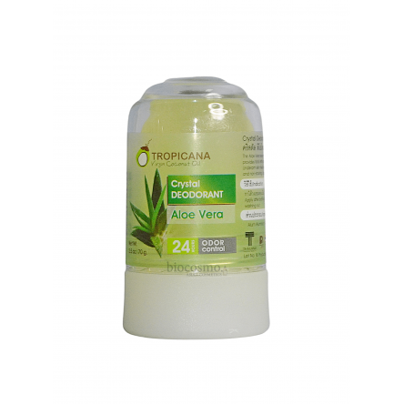 Дезодорант кристалл алоэ вера Tropicana Aloe Verа Crystal Deodorant - 70 гр