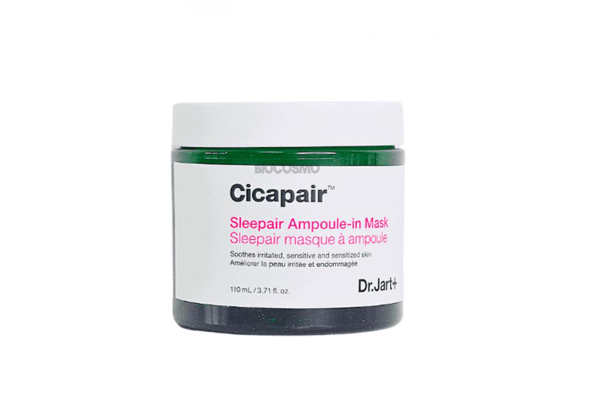 Ночная восстанавливающая маска Dr.Jart+ Cicapair Sleepair Ampoule-in Mask - 110 мл