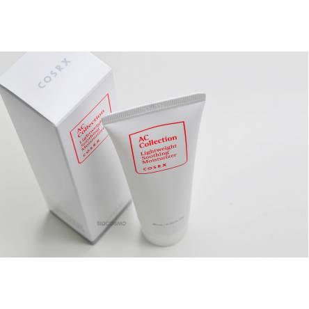 Лечебный увлажняющий крем с кислотами COSRX AC Collection Lightweight Soothing Moisturizer - 80 мл