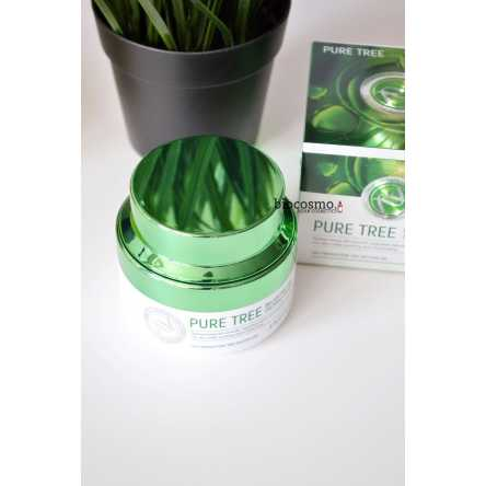 Крем для лица с чайным деревом Enough Pure Tree Balancing Pro Calming Cream - 50 мл
