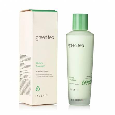 Увлажняющая эмульсия с зеленым чаем It's Skin Green Tea Watery Emulsion - 150 мл