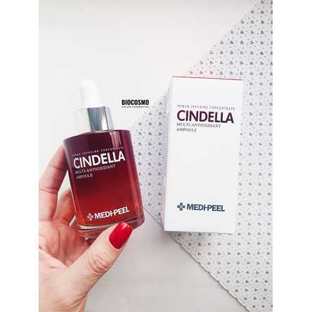Антиоксидантная мульти-сыворотка MEDI-PEEL Cindella Multi-antioxidant Ampoule - 100 мл