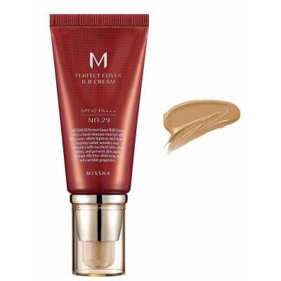 ББ крем MISSHA M Perfect Cover BB Cream SPF42/PA+++ - 50 мл
