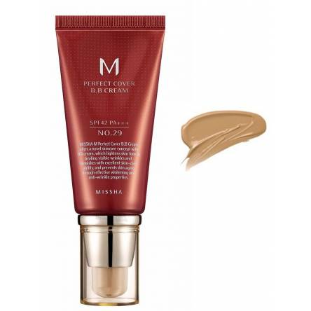 ББ крем MISSHA M Perfect Cover BB Cream SPF42/PA+++ - 50 мл