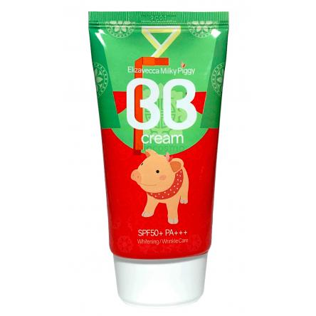 ББ крем Elizavecca Milky Piggy BB Cream SPF50+/PA+++ - 50 мл