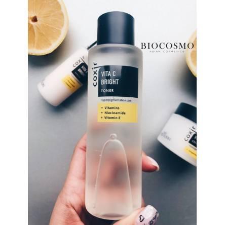 Витаминный тонер для сияния кожи COXIR Vita C Bright Toner - 150 мл