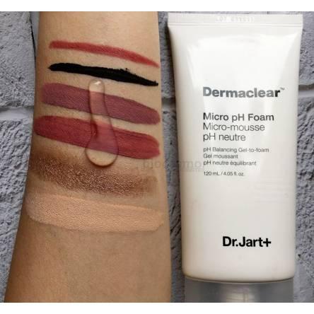 Гель для умывания Dr.Jart+ Dermaclear Micro pH Foam Micro-Mousse pH Neutre Balancing Gel-to-foam - 120 мл