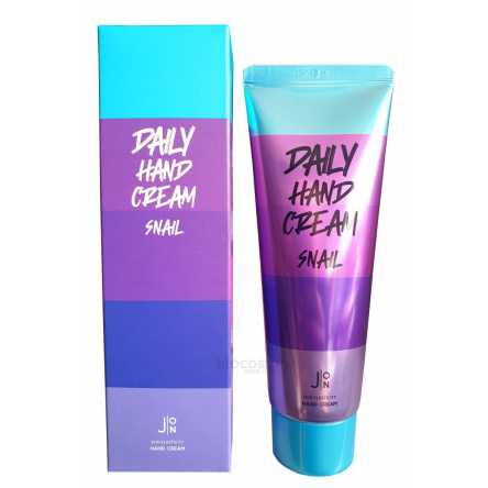 Крем для рук с муцином улитки J:ON Snail Daily Hand Cream - 100 мл
