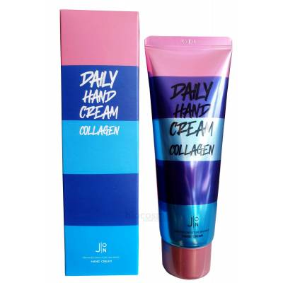 Крем для рук с коллагеном J:ON Collagen Daily Hand Cream - 100 мл