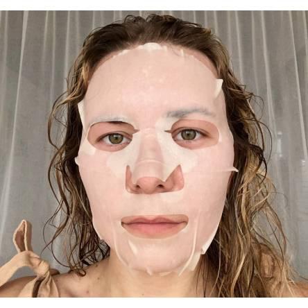 Восстанавливающая тканевая маска с керамидами Dr.Jart+ Ceramidin Facial Mask - 22 мл