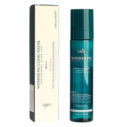 Спрей для укрепления и защиты волос Lador Wonder Pick Clinic Water PH 4.9 - 100 мл