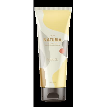 Солевой скраб для тела EVAS Naturia Creamy Oil Salt Scrub - 250 мл