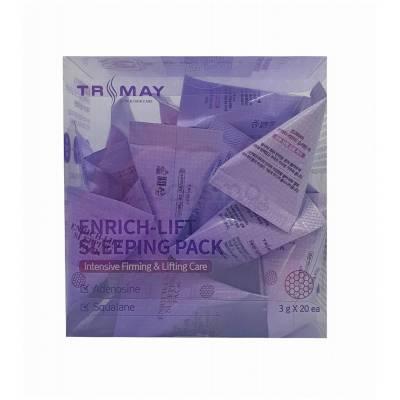 Ночная лифтинг-маска со скваланом Trimay Enrich-Lift Sleeping Pack - 3 гр