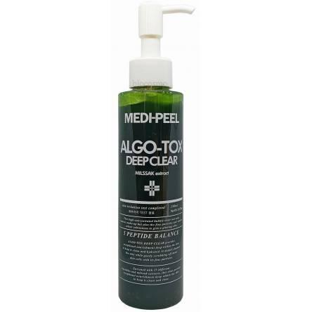 Гель для глубокого очищения кожи с эффектом детокса MEDI-PEEL Algo-Tox Deep Clear - 150 мл