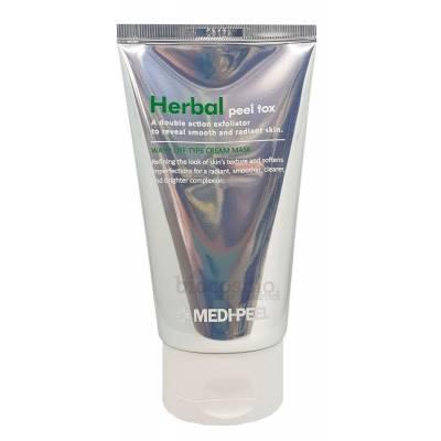 Очищающая пилинг-маска MEDI-PEEL Herbal Peel Tox Wash Off Type Cream Mask - 120 гр