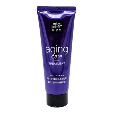 Антивозрастная маска для волос Mise en Scene Aging Care Treatment Pack  - 180 мл