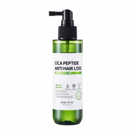 Укрепляющий тоник для волос с центеллой и пептидами Some By Mi Cica Peptide Anti Hair Loss Tonic - 150 мл