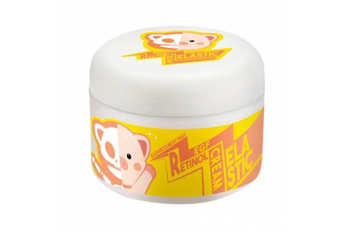 Крем c ретинолом Elizavecca Milky Piggy EGF Retinol Cream - 100 мл