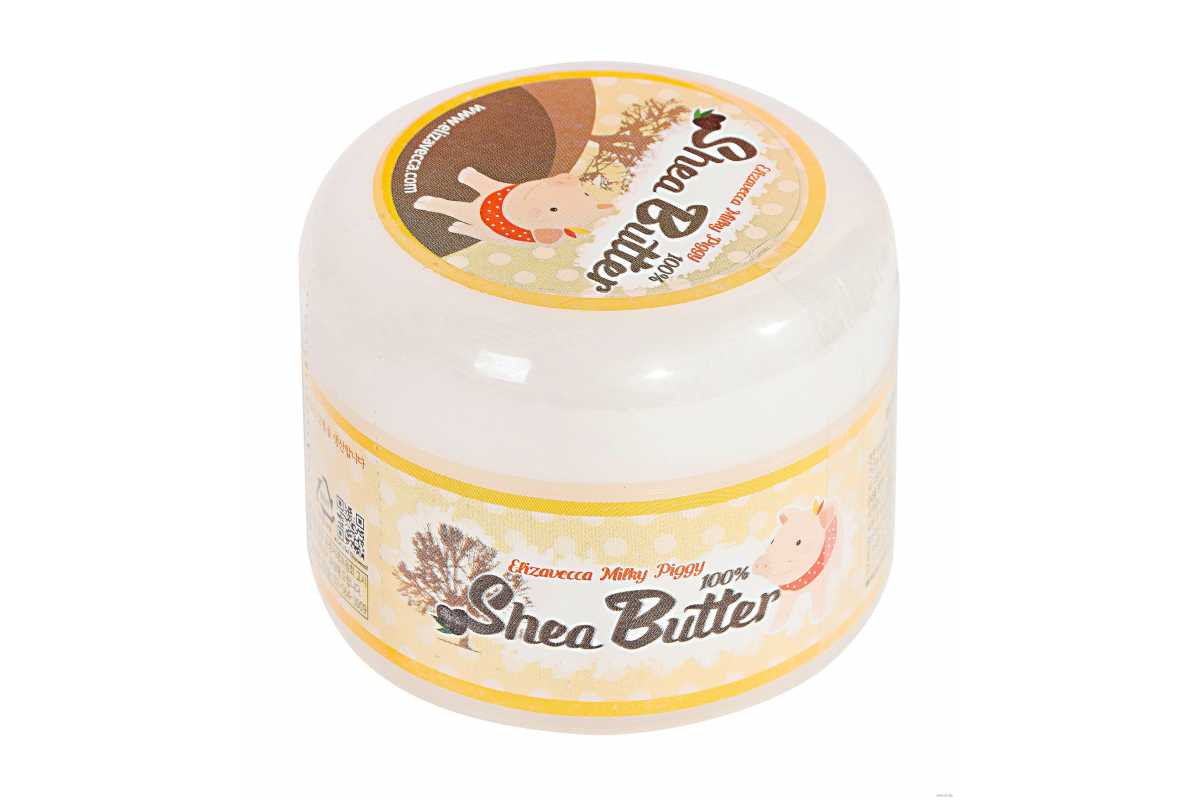 Крем с маслом ши ELIZAVECCA 100% Shea Butter - 100 мл