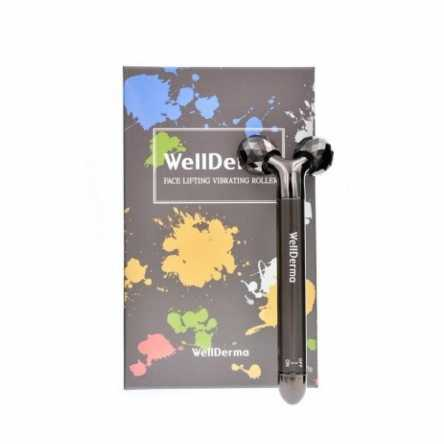 Лифтинг вибромассажер для лица WellDerma Face Lifting Vibrating Roller