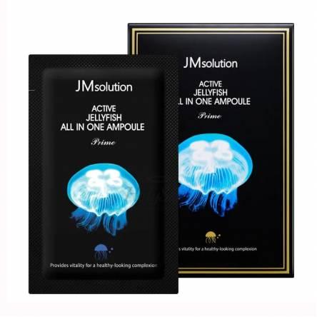 Сыворотка с медузой JMSolution Active Jellyfish All in one Ampoule Prime - 2 мл