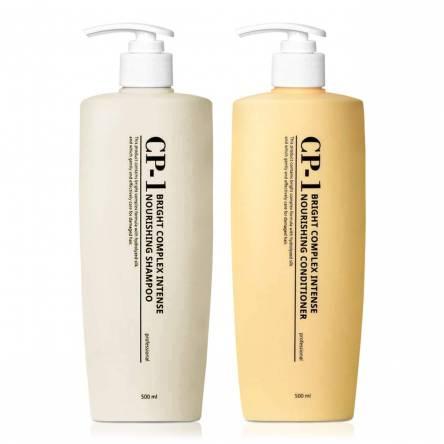 Набор для волос Esthetic House CP-1 Nourishing Shampoo + Conditioner 500 мл