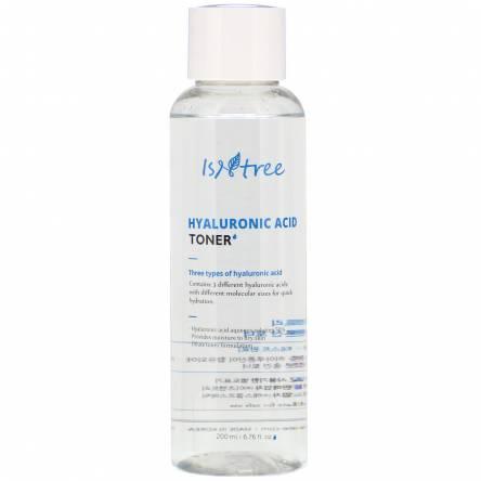 Увлажняющий тонер с гиалуроновой кислотой IsNtree Hyaluronic Acid Toner - 200 мл