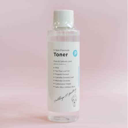 Очищающий тонер для лица Village 11 Factory P Skin Formula Toner - 250 мл