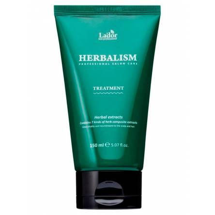 Маска для волос с аминокислотами Lador Herbalism Treatment - 150 мл
