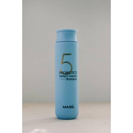 Шампунь для объема волос с пробиотиками Masil 5 Probiotics Perpect Volume Shampoo - 300 мл