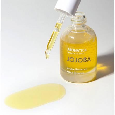 Органическое масло жожоба AROMATICA Jojoba Golden Barrier Oil - 30 мл