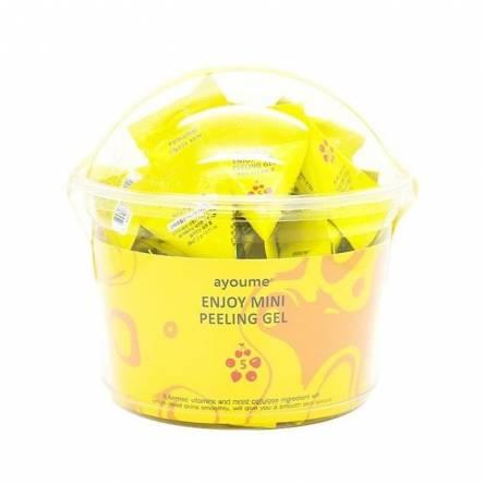 Пилинг-гель c фруктовыми кислотами AYOUME Enjoy Mini Peeling Gel - 3 гр