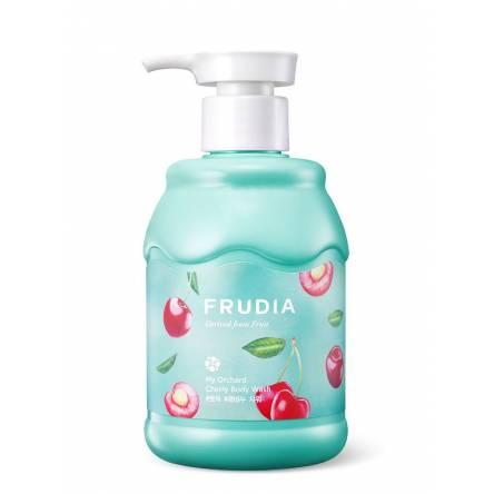 Успокаивающий гель для душа с вишней Frudia My Orchard Cherry Body Wash - 350 мл