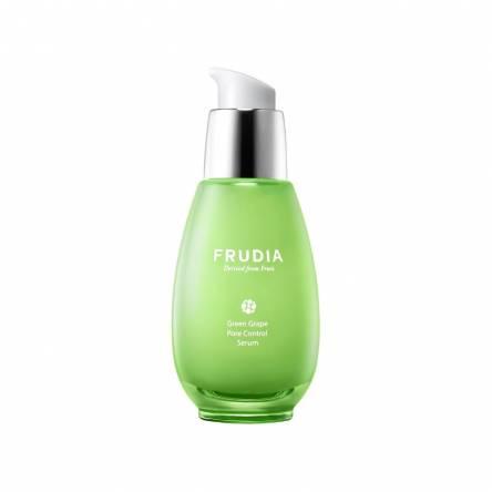 Себорегулирующая сыворотка для лица FRUDIA Green Grape Pore Control Serum - 50 мл