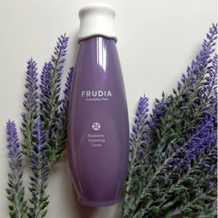 Увлажняющий тонер для лица Frudia Blueberry Hydrating Toner - 195 мл
