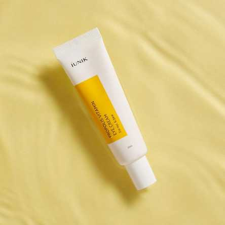 Крем для век с прополисом и облепихой iUnik Propolis Vitamin Eye Cream - 30 мл