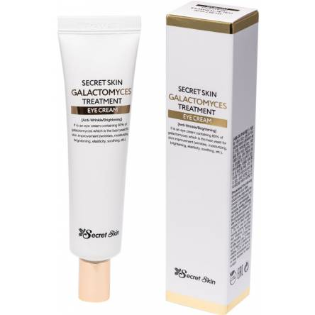 Крем для век с галактомисес SECRET SKIN Galactomyces Treatment Eye Cream - 30 мл