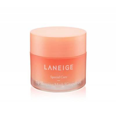 Ночная маска для губ с грейпфрутом Laneige Lip Sleeping Mask Grapefruit - 8 мл