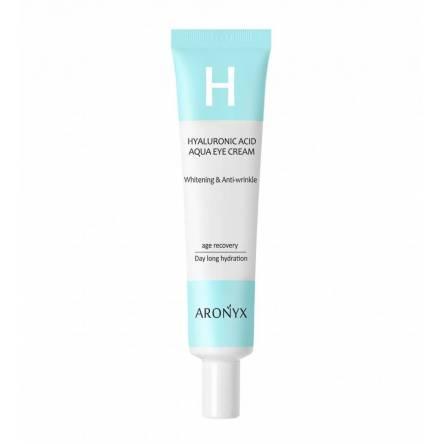 Увлажняющий крем для век Medi Flower Aronyx Hyaluronic Acid Aqua Eye Cream - 40 мл