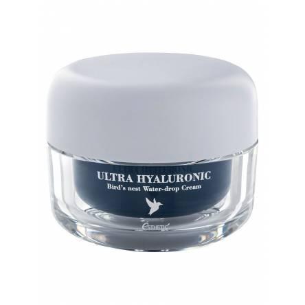 Крем для лица с ласточкиным гнездом Esthetic House Ultra Hyaluronic Acid Bird's Nest Water-Drop Cream - 50 мл