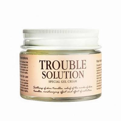 Гель-крем против акне Graymelin Trouble Solution Special Gel Cream - 50 мл